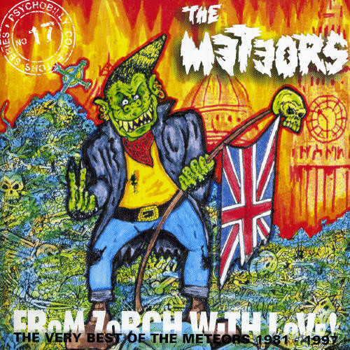 From Zorch With Love: The Very Best Of The Meteors 1981-1987 [Import]