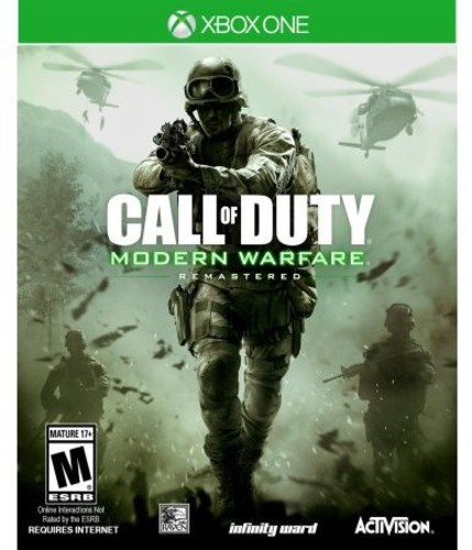 - Call Of Duty: Modern Warefare - Remastered [Remastered]