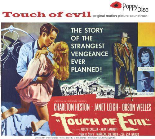 Touch of Evil (Original Motion Picture Soundtrack) [Import]