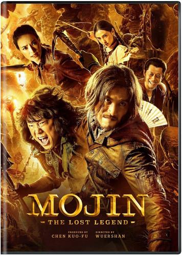 - Mojin - The Lost Legend