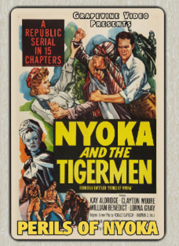 Perils of Nyoka (aka Nyoka and the Tigermen)