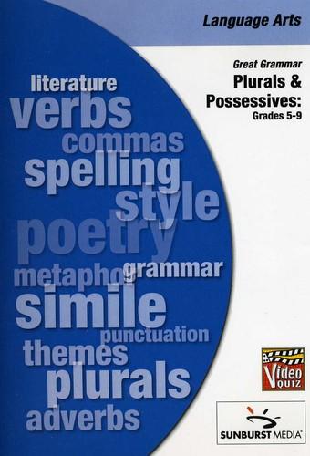 Plurals & Possessives Video Quiz