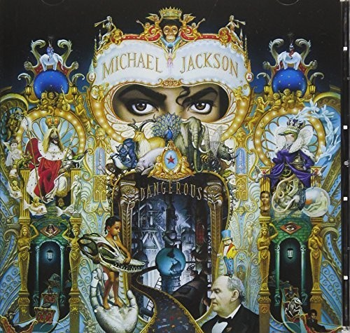 Michael Jackson - Dangerous [Import]