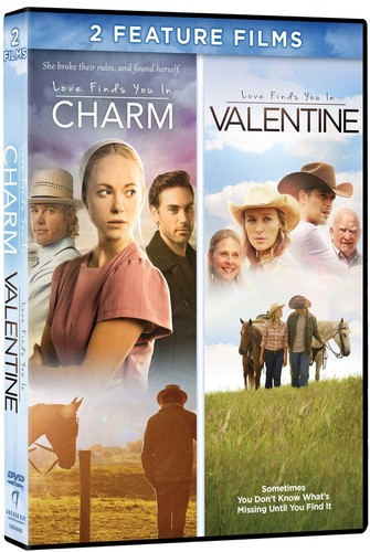 Love Finds You in Charm /  Love Finds You in Valentine