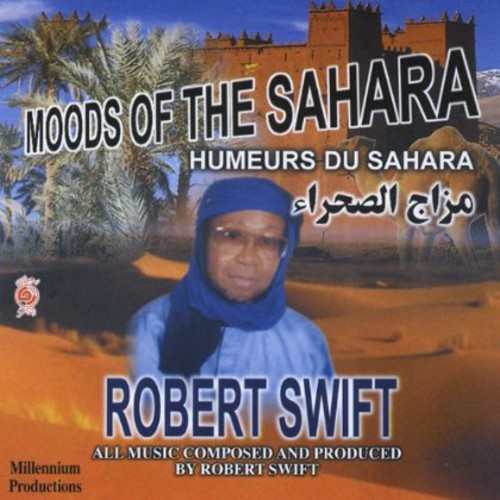 Moods of the Sahara