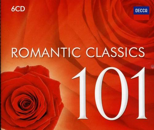 101 Romantic Classics /  Various