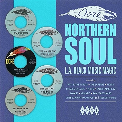 Dore Northern Soul: L.A. Black Music Magic /  Various [Import]