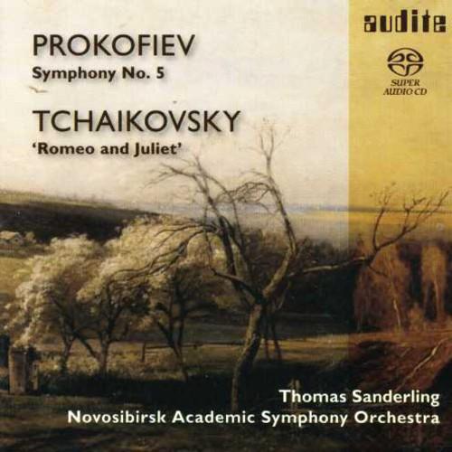 Thomas Sanderling Conducts Prokofiev & Tchaikovsky