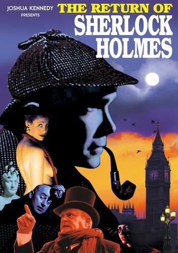 Sherlock Holmes: The Return of Sherlock Holmes (2016)