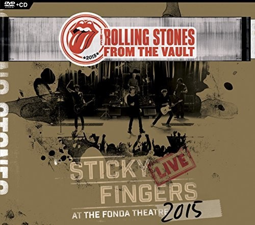 From The Vault - Sticky Fingers: Live At The Fonda Theater 2015
