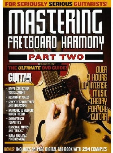 Guitar World: Mastering Fretboard Harmony Part Two
