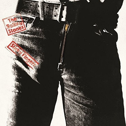 The Rolling Stones - Sticky Fingers [Import]