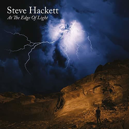 Steve Hackett - At The Edge Of Light [Import Limited Edition CD+DVD]