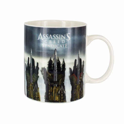 Assassin's Creed Gauntlet Heat Change Mug - Assassin's Creed Gauntlet Heat Change Mug