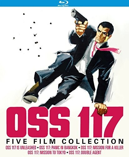- Oss 117: Five Film Collection (1963-1968) (3pc)