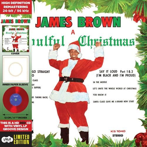 James Brown: A Soulful Christmas