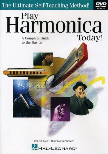 Play Harmonica Today