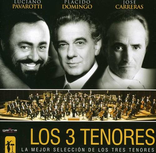 The Three Tenors - La Mejor Seleccion de los 3 Tenores