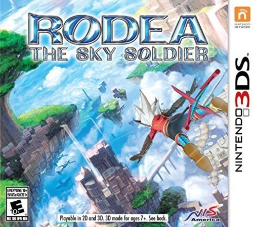 Rodea the Sky Soldier for Nintendo 3DS