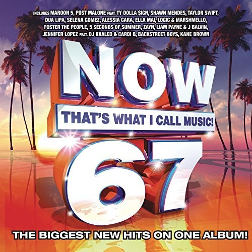 Now That's What I Call Music! - Now That's What I Call Music, Voume 67