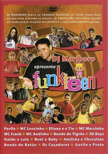 DJ Marlboro Apresenta Funkteen [Import]
