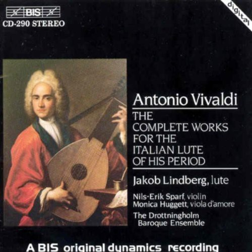 Complete Works for the Italian Lute of His Period