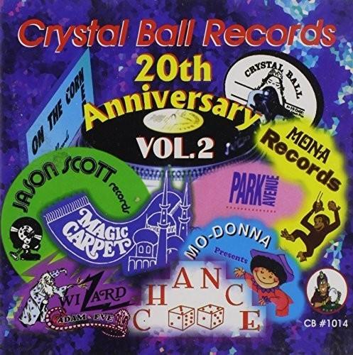 Crystal Ball Records 20th Anniversary, Vol. 2