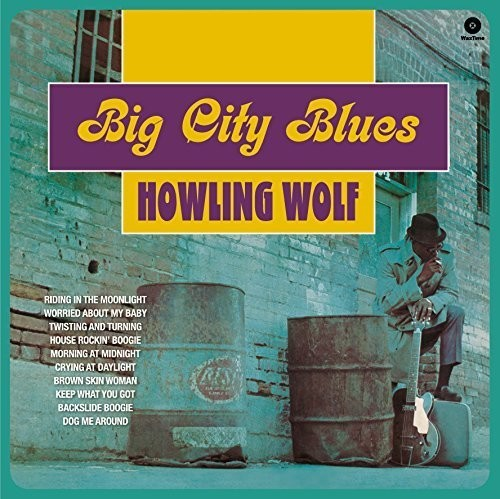 Howlin' Wolf - Big City Blues + 5 Bonus Tracks (Bonus Tracks)