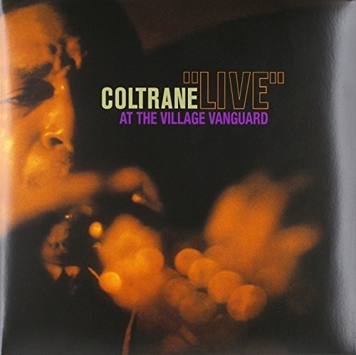 John Coltrane - Live At The Village Vanguard [Import LP]