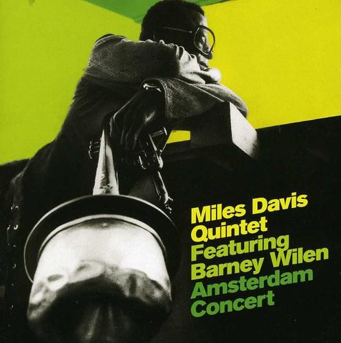 Miles Davis - Amsterdam Concert (Feat. Barney Wilen) [Import]