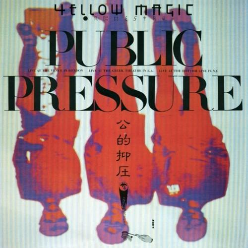 Yellow Magic Orchestra - Public Pressure (Ltd) (Rmst) (Jpn)