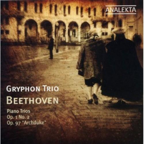 Piano Trios Op 1 No 2: Op 97 Archduke