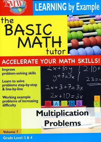 - Basic Math: Multiplication Pro