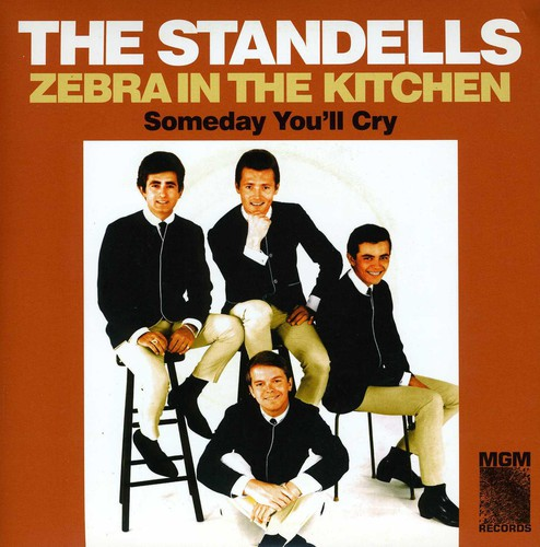 Zebra In The Kitchen/ Someday You'll Cry