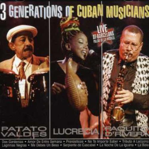 3 Generations of Cuban Musicians