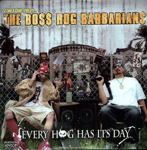 Every Hog Has It's Day