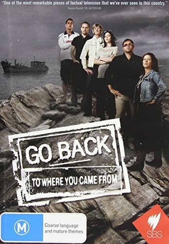 Go Back to Where You Came from [Import]