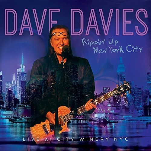 Dave Davies - Rippin Up New York City: Live at the City Winery