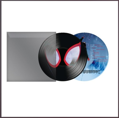 Spider-Man - Spider-Man: Into The Spider-Verse [Picture Disc LP]