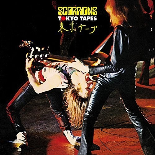Scorpions - Tokyo Tapes: 50th Band Anniversary [Import]