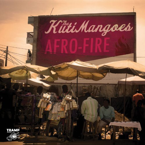 Afro-Fire [Import]