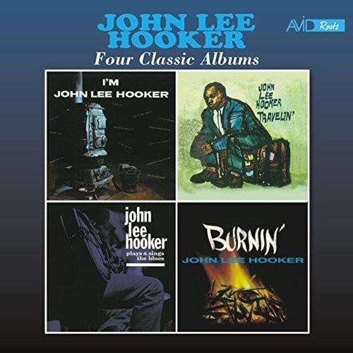 I'm John Lee Hooker /  Travelin' /  Plays & Sings
