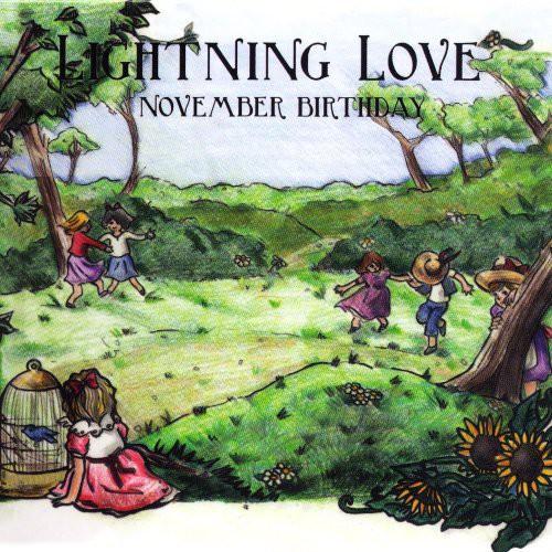 Lightning Love - November Birthday