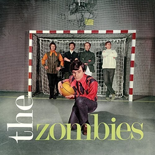 The Zombies - The Zombies (Mono) [Import Clear LP]