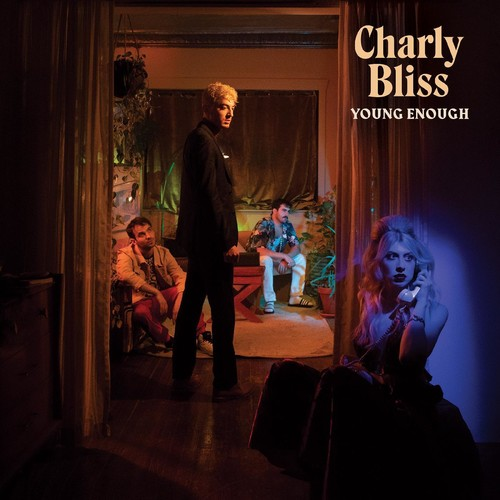 Charly Bliss - Young Enough [Translucent Blue LP]