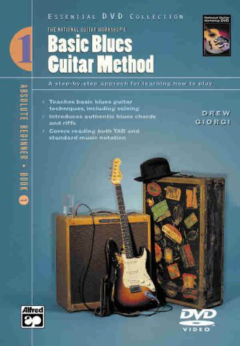 Basic Blues Guitar Method: Volume 1