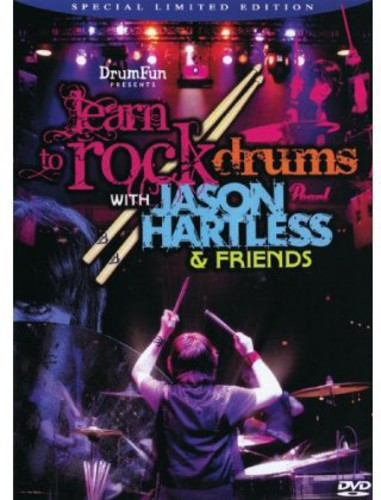 Learn to Rock Drums With Jason Hartless & Friends