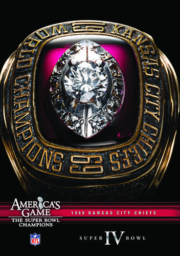 NFL America's Game: 1969 Chiefs (Super Bowl Iv)