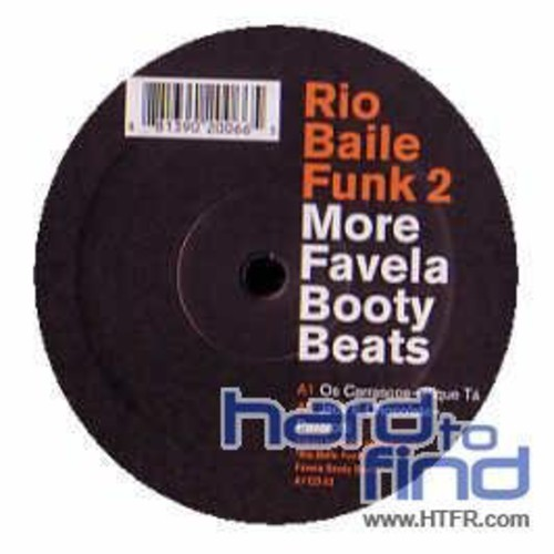 Rio Baille Funk: Favela Booty Beats, Vol. 2