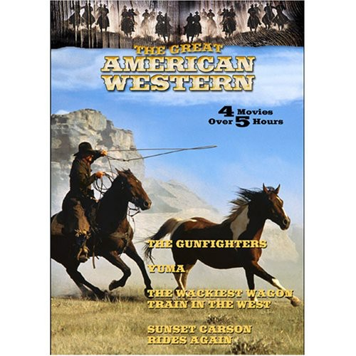 The Great American Western: Volume 17